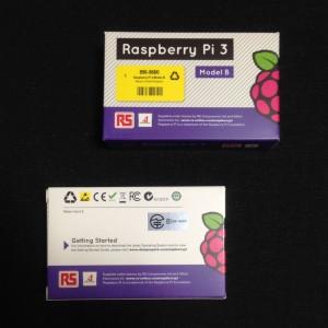 Raspberry Pi3 箱
